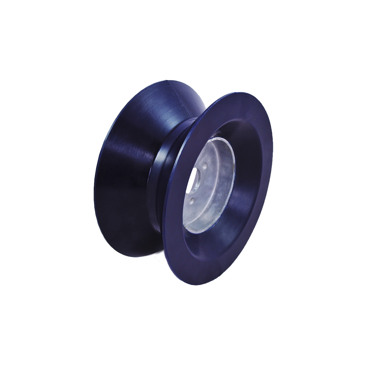 250-001-163 BLUE CHUNKY V-WHEEL