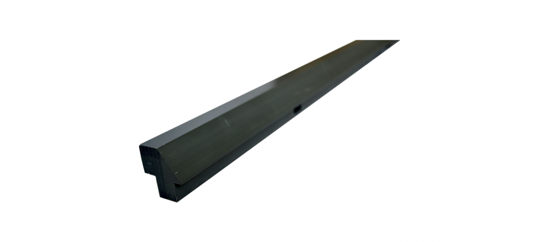049-007-091G Bumper Rail RH Solid Front Section